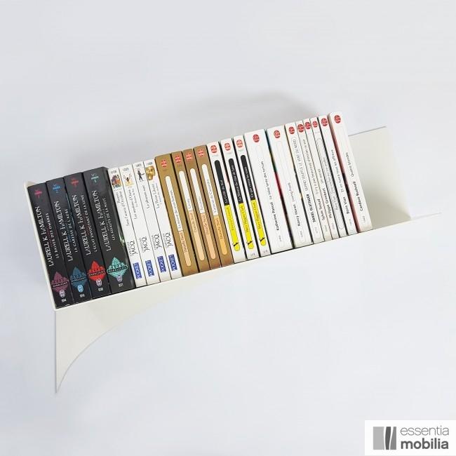 Etagère murale inclinée 60 cm pour livres - Inspiration
