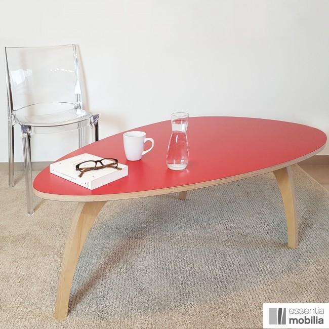 Table basse vintage style années 50