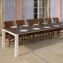 Table marbre / granit / dekton sur mesure