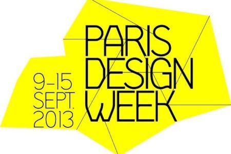 Au programme de la rentrée : Paris Design Week du 9 au 15 Septembre 2013
