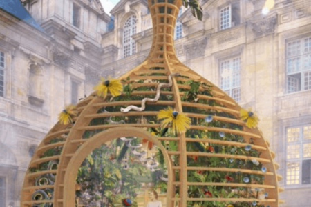 Alexis Tricoire, le designer du végétal